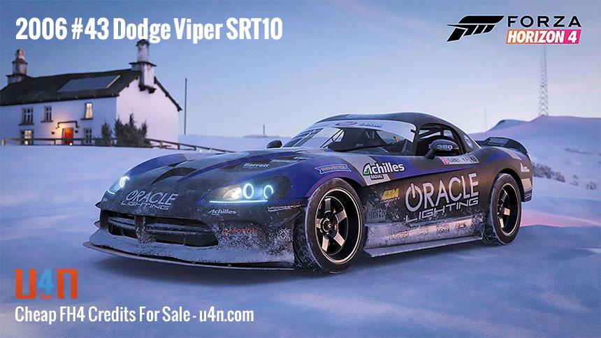 2006-#43-Dodge-Viper-SRT10